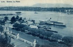 Genève - La Rade.