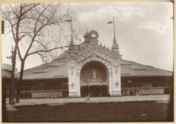 [Exposition Universelle de Lyon (1894) : palais principal]