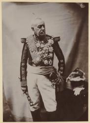 [Portrait du Maréchal de Castellane (1788-1862)]