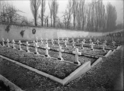 [Oullins (Rhône) : cimetière des soldats italiens morts en France]
