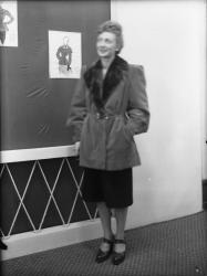 [Foire internationale de Lyon : présentation de mode (Cosy-Coats Warm)]