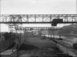 [Port Rambaud : les ponts roulants]