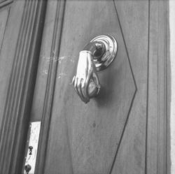 Heurtoir de porte