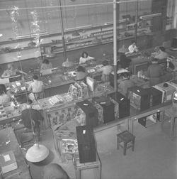 Atelier de confection de vêtements