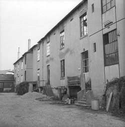 Incendie et décombres : Villeurbanne