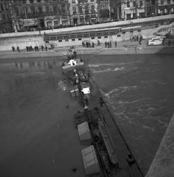 Accidents de Péniche : Pont La Feuillée (Saône)