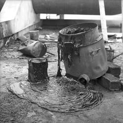Bassin Nautique : explosion quai Claude Bernard