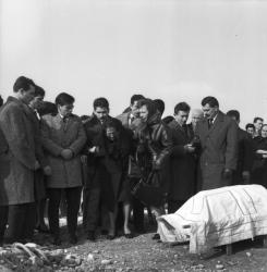 Funérailles du bébé de Villefranche