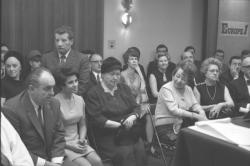 """[""""Suivez le guide"""", émission radiophonique de Gault et Millau au Sofitel de Lyon]"""