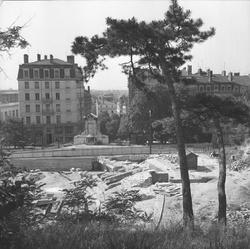 Fouilles archéologiques à Lyon