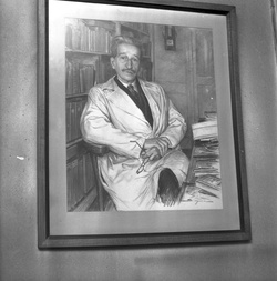 Docteur Locard, criminologiste lyonnais
