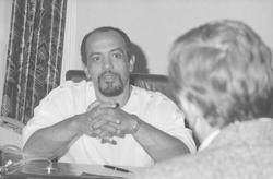 Jean Paul Fouletier, médecin et haltérophile