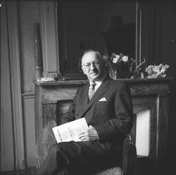 """André Latreille, fondateur des """"Cahiers d'Histoire"""""""
