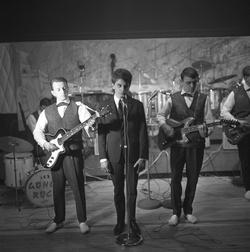 Jeunes espoirs du Music-hall