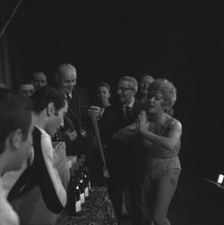 Mick Micheyl, récital et mise en scène