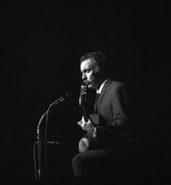 Georges Brassens au Palais d'Hiver