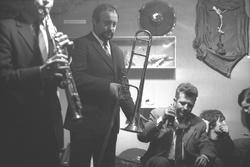 Raoul Bruckert : Hot Club (trompette)