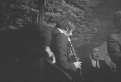 Hot Club de Lyon : Raoul Bruckert (clarinette)