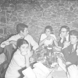 Manitas de Platas et Georges Jas à Saint-Jean