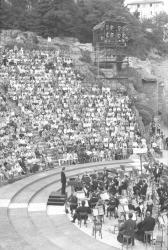 Représentation musicale au Théâtre Antique : Orchestre national de Lyon