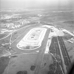 Les Vues aériennes -- hippodrome de Lyon Parilly
