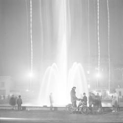 Lyon, la nuit