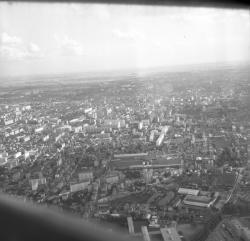 Les vues aériennes -- Quartier de la Part-Dieu