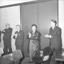Vingt ans de journalisme d'Henri Bailly