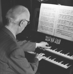 Edouard Commette : organiste Lyonnais