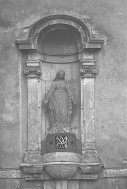 Les Vierges des rues de Lyon