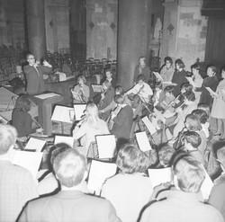 [Eglise d'Ainay, concert de l'orchestre de la Psalette de Lyon]