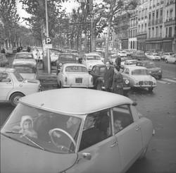 Parkings de voitures