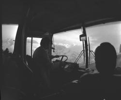 Création d'une liaison en montagne : La Plagne
