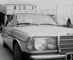 """La limousine des neiges mis en service par le groupe """"Philibert"""""""