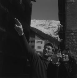 Walter Bonatti, alpiniste italien