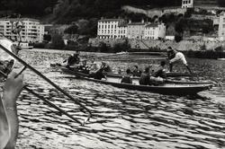 Joutes quai Rambaud: fête du Pardon des mariniers