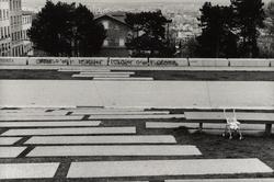 La Croix-Rousse, esplanade du Gros Caillou