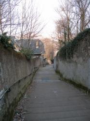 Montée Nicolas de Lange