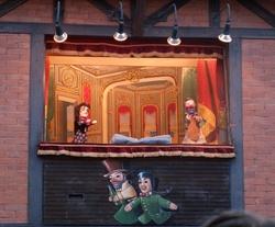 Parc de la Tête-d'Or : le théâtre de Guignol