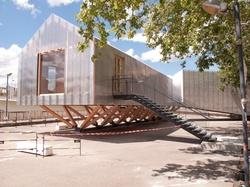 Quai Saint-Antoine : le pavillon Rives de Saône
