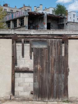 Friche rue Paul-Duvivier