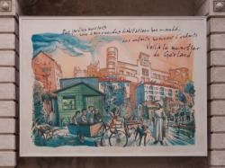 [La fresque du centenaire du 7e arrondissement (1912-2012)]