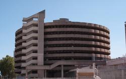 Le cours Lafayette et le parking Moncey-Nord