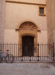 [Facade de l'Hôtel de Gadagne depuis la rue Gadagne]