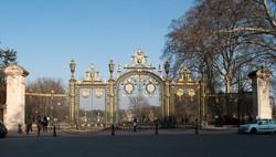 Portail principal du Parc de la Tête-d'Or