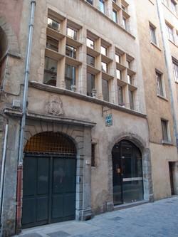 Immeuble dans le Vieux Lyon