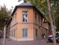 Avenue Félix-Faure : Ecole élémentaire Chavant
