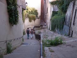 Escaliers de la Montée des Chazeaux