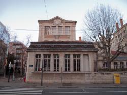 Groupe scolaire Jean Jaurès, cours Lafayette