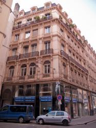 Immeuble rue Paul-Chenavard